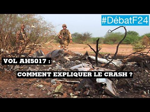 Crash du vol AH5017 : une tragédie, des hypothèses (Partie 2) - #DébatF24