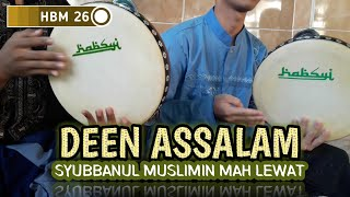 DEEN ASSALAM full hadroh cover 📌