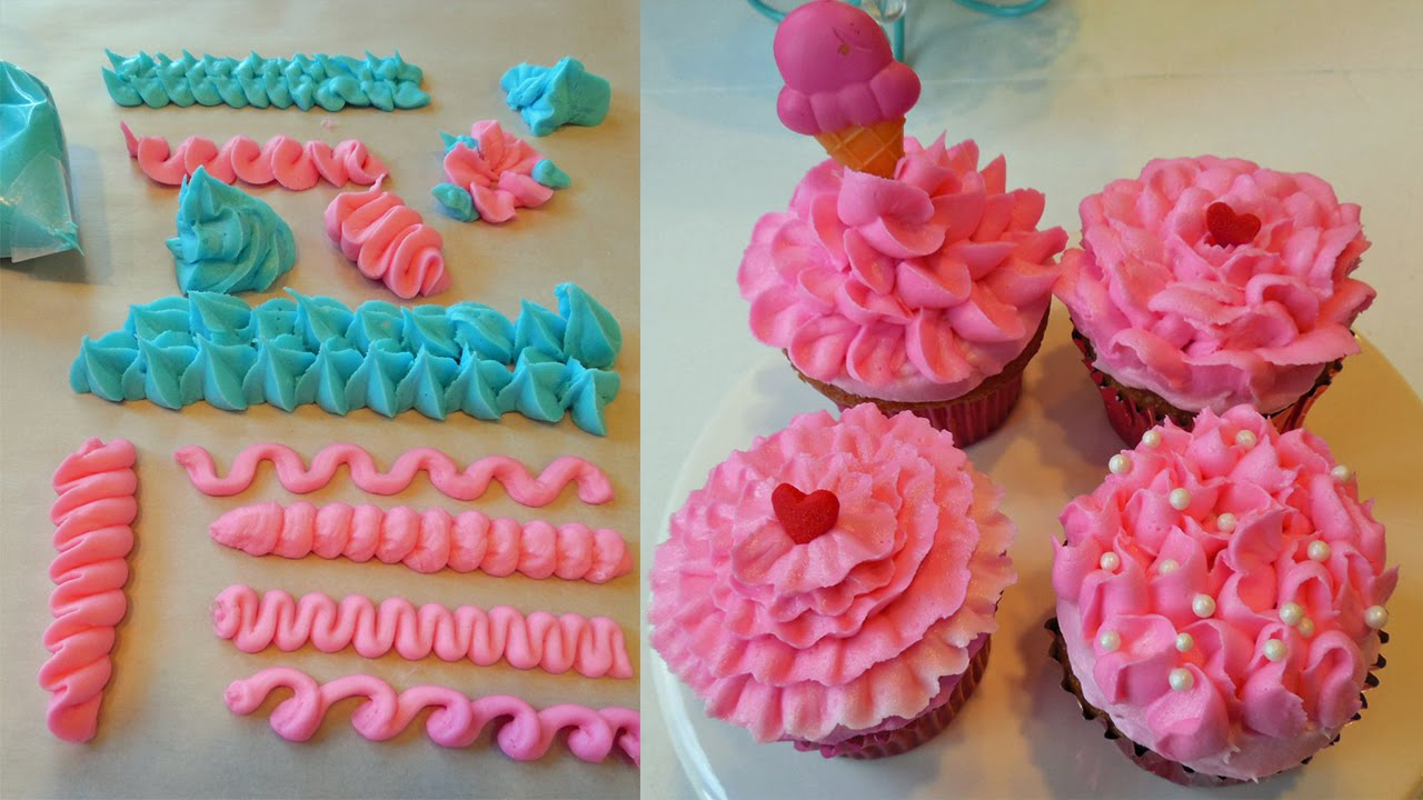 Make Your OWN Piping Tips With Bags