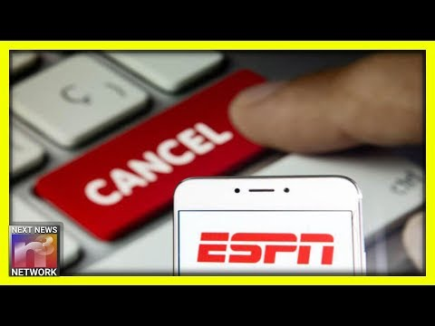 IT'S OVER FINALLY! ESPN stuns Viewers With UNEXPECTED Announcement - 동영상