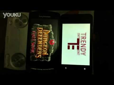 "PSPhone vs. Meizu M9: ""Dungeon Keeper"" game test"