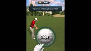 Pro Feel Golf : How to play