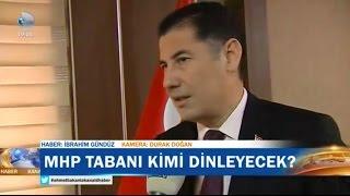 """Sinan Oğan: """"MHP Tabanı Başkanlık Sistemine Karşı Çıkacağını Açık Şekilde İfade Ediyor!"""""""
