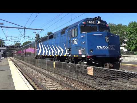 Railfanning Canton Junction with Hornshows, Private Cars, CT Rail Coaches & Much More!