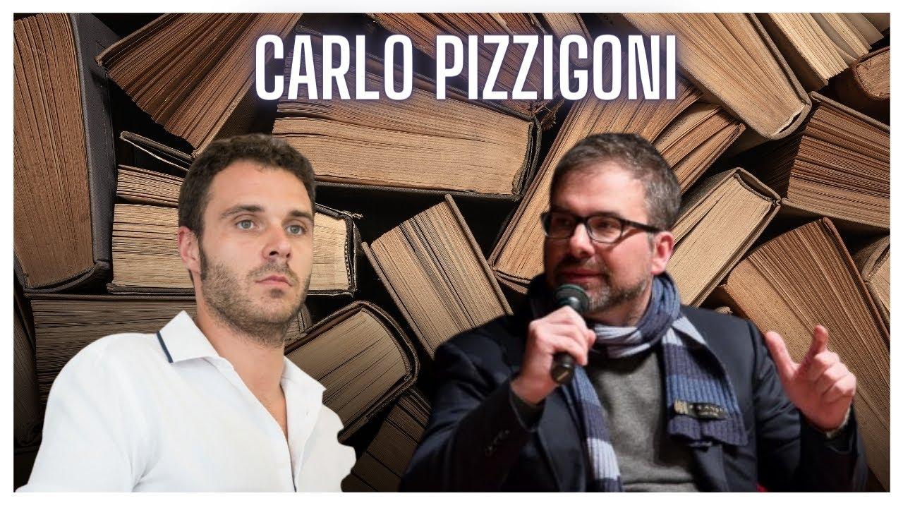 DIALOGO CON CARLO PIZZIGONI