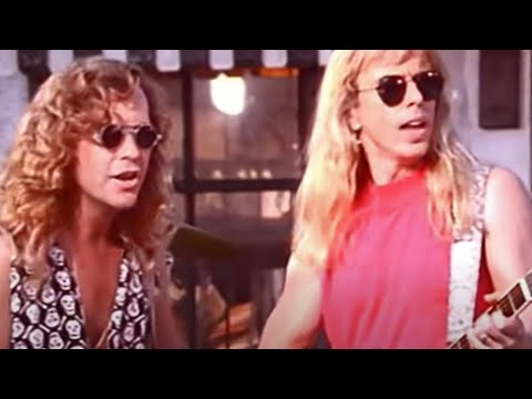 Damn Yankees - High Enough (Official Video)