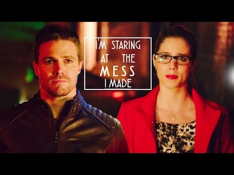 Oliver & Felicity || I'm staring at the mess I made [3x12]
