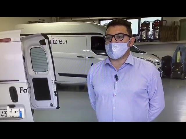 IMPRESE – Un imprenditore bergamasco protagonista di un servizio sul TG1 delle 20 dell'11 ottobre