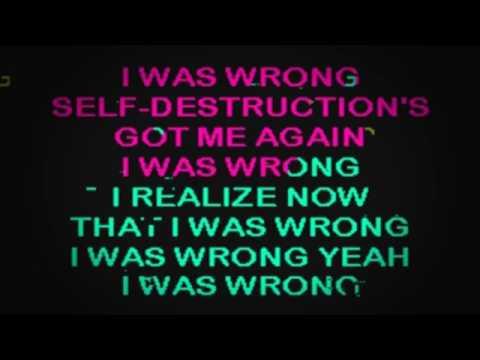 SC2102 06   Social Distortion   I Was Wrong [karaoke]