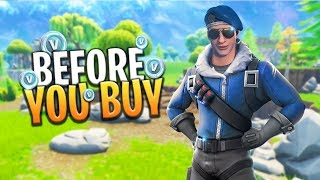Epic Royale Bomber Skin | Before You Buy - Fortnite: Battle Royale