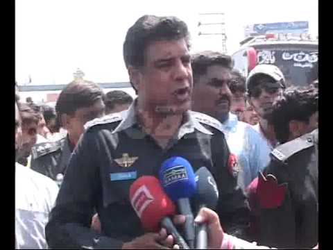 CIA Police Arrested Groom Due Murder Allegation Family Protest Multan Road Pkg By Wasim Riaz City42