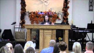 Nicole Sterling at First Assembly of God Texarkana Texas
