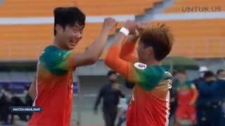 K-League : Gangwon vs Seoul - Match Highlight - untuk.us