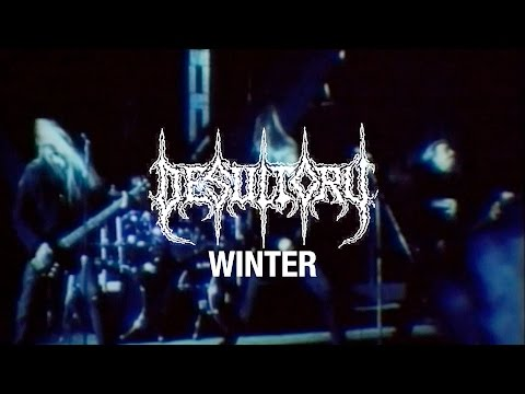 "Desultory ""Winter"" (OFFICIAL VIDEO)"