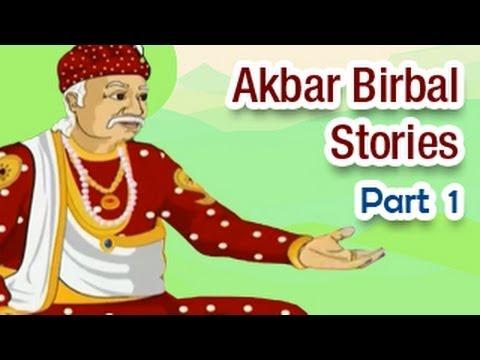 Akbar Birbal Hindi Animated Story - Part 1/6