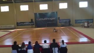5 fecha campeonato nacional Paula Zúñiga chile