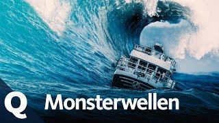Monsterwellen: Seemannsgarn oder reale Gefahr? | Quarks
