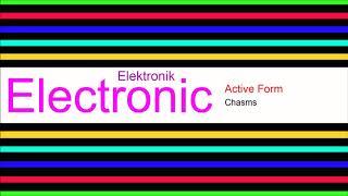 ♫ Elektronik, Club Müzik, Active Form, Chasms, Electronic Music, Club Music, Dance Music