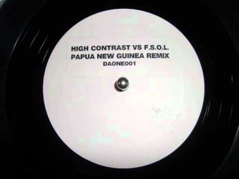 high contrast vs fsol - papua new guinea remix