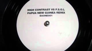 high contrast vs fsol - papua new guinea remix