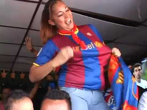 Barcelona humilla al Real Madrid...(El Salvador) Videos De Viajes