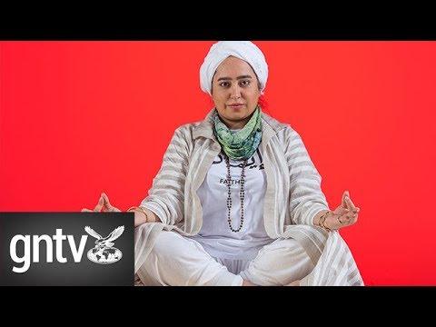 Meet the Emirati doctor practising yoga, meditation for 21 years