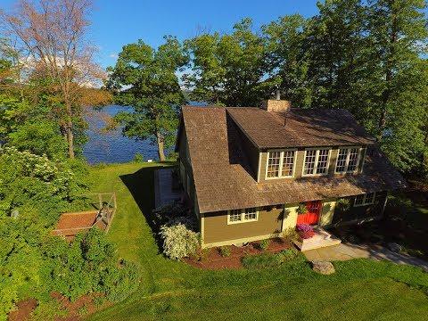 Lake House for Sale on Copake Lake - Columbia County, New York