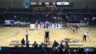 Replay: StMU Volleyball vs. Minnesota Crookston