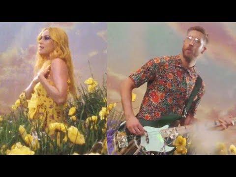 Katy Perry Stars In Calvin Harris'