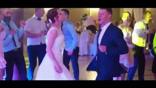 Fabryka Weselna teledysk z wesela Ani i Tomasza 2016 (Mig-Wymarzona)