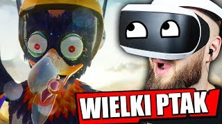 TEN PTAK JEST OGROMNY! - ASTRO BOT RESCUE MISSION | PS4 VR #admiros