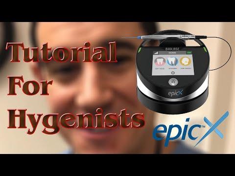 Hygienist tutorial for