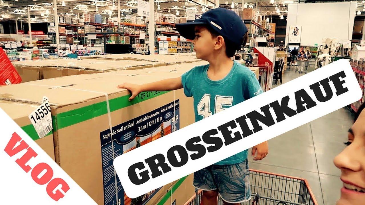 Grosseinkauf In Den Usa Halloween Kostume Jahrmarkt Und Fussball Vlog 10 09 17