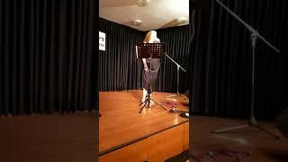 Ofri Eliaz- Adio Kerida אדיו קרידה-מתוך הופעה בבית ביאליק - יולי 2019
