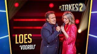 Finale It Takes 2: Loes Haverkort & Marco Borsato zingen Voorbij