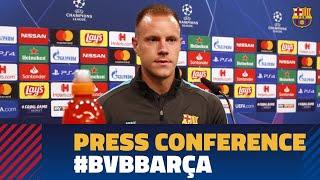 Ter Stegen & Valverde's full press conference