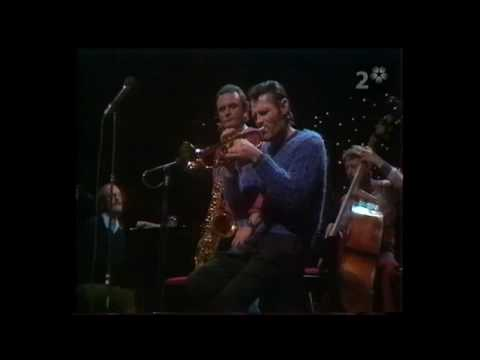 "Stan Getz and Chet Baker ""Just Friends"" 1983"
