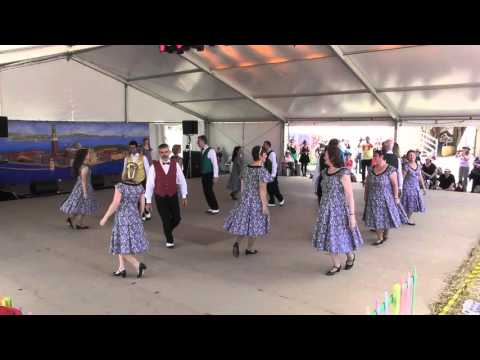 NFF 2016 - Australian Colonial Folk Dancers Display