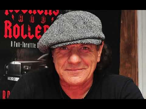 AC/DC's Brian Johnson reveals the reason he always wears his iconic cap