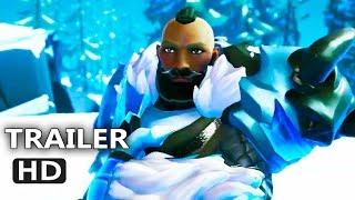 "PS4 - Dauntless ""Saint's Bond"" Trailer (2020)"