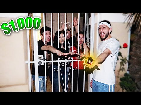 Find the MYSTERY EGG TO ESCAPE THE HOUSE! $1,000 EGG HUNT!