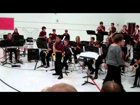 Desert Ridge MS Jazz Band 2 - Orinoco Cocoa