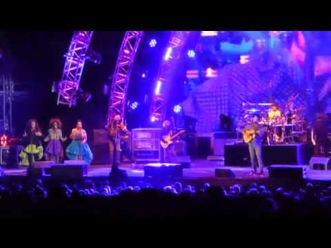 "Dave Matthews Band "" Be Yourself ( Bkdkdkdd ) "" The Gorge, George WA 9-5-2015 HD"