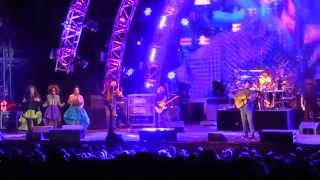 "Dave Matthews Band "" Be Yourself "" The Gorge, George WA 9-5-2015 HD"