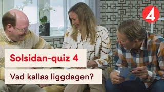 Solsidan-quiz med skådisarna! Del 4