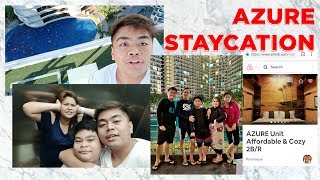 Gambar cover AZURE STAYCATION   WITH AIRBNB VOUCHER INSIDE !!!