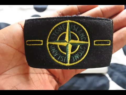 How to Spot a FAKE STONE ISLAND BADGE ...QUICKLY!!  | FAKE VS. REAL