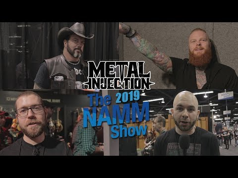 NAMM 2019: Born Of Osiris, Revocation, Archspire, Vltimas Talk Trash and Gear | Metal Injection