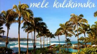 Mele Kalikimaka + Lyrics