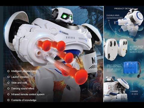 ZIGO TECH 1701 RC ROBOT